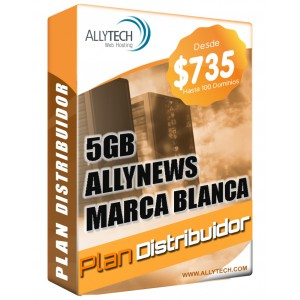 Hosting Plan 100 Distribuidor